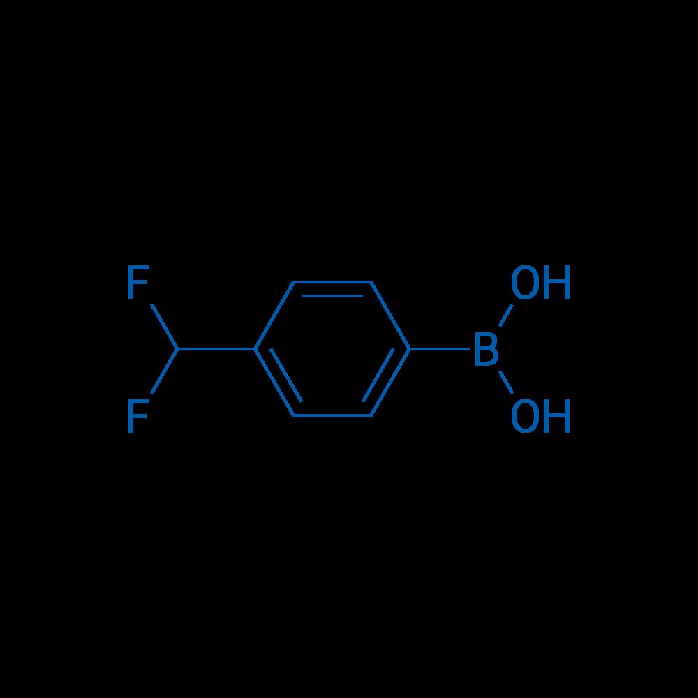 (4-(Difluoromethyl)phenyl)boronic acid