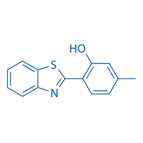 2-(Benzo[d]thiazol-2-yl)-5-methylphenol
