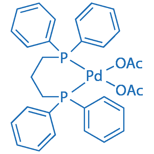 Diacetato(1,3-bis(diphenylphosphino)propane)palladium