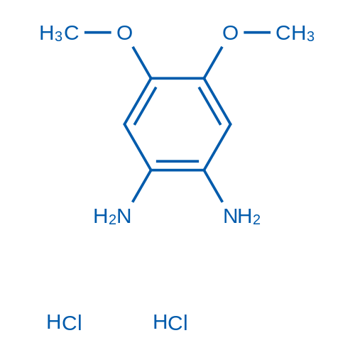 4,5-Dimethoxybenzene-1,2-diamine dihydrochloride
