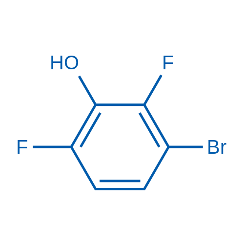 3-Bromo-2,6-difluorophenol