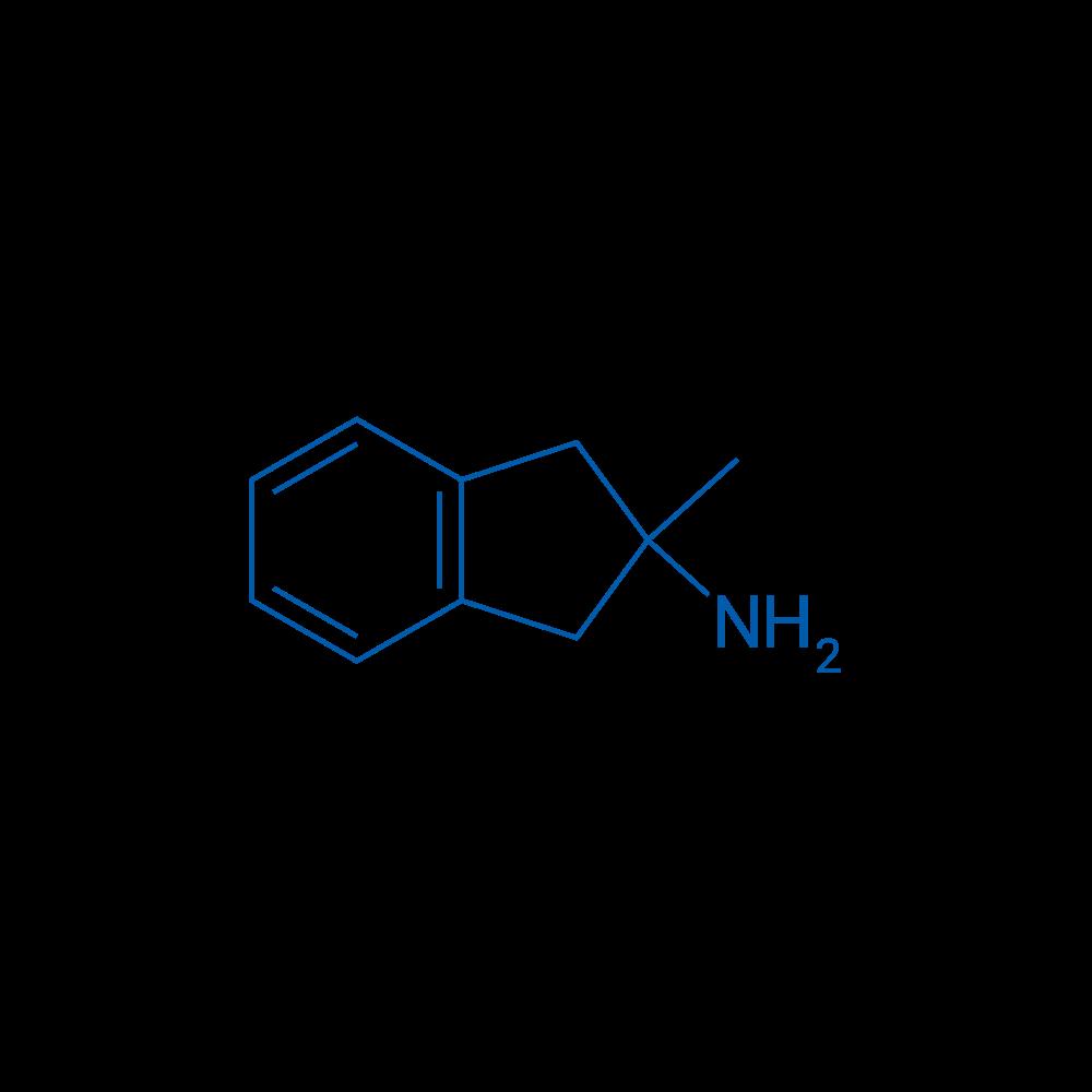 2-Methyl-2,3-dihydro-1H-inden-2-amine