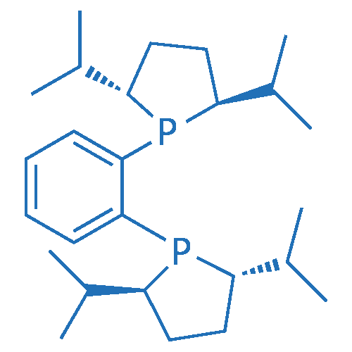 1,2-Bis((2S,5S)-2,5-diisopropylphospholan-1-yl)benzene