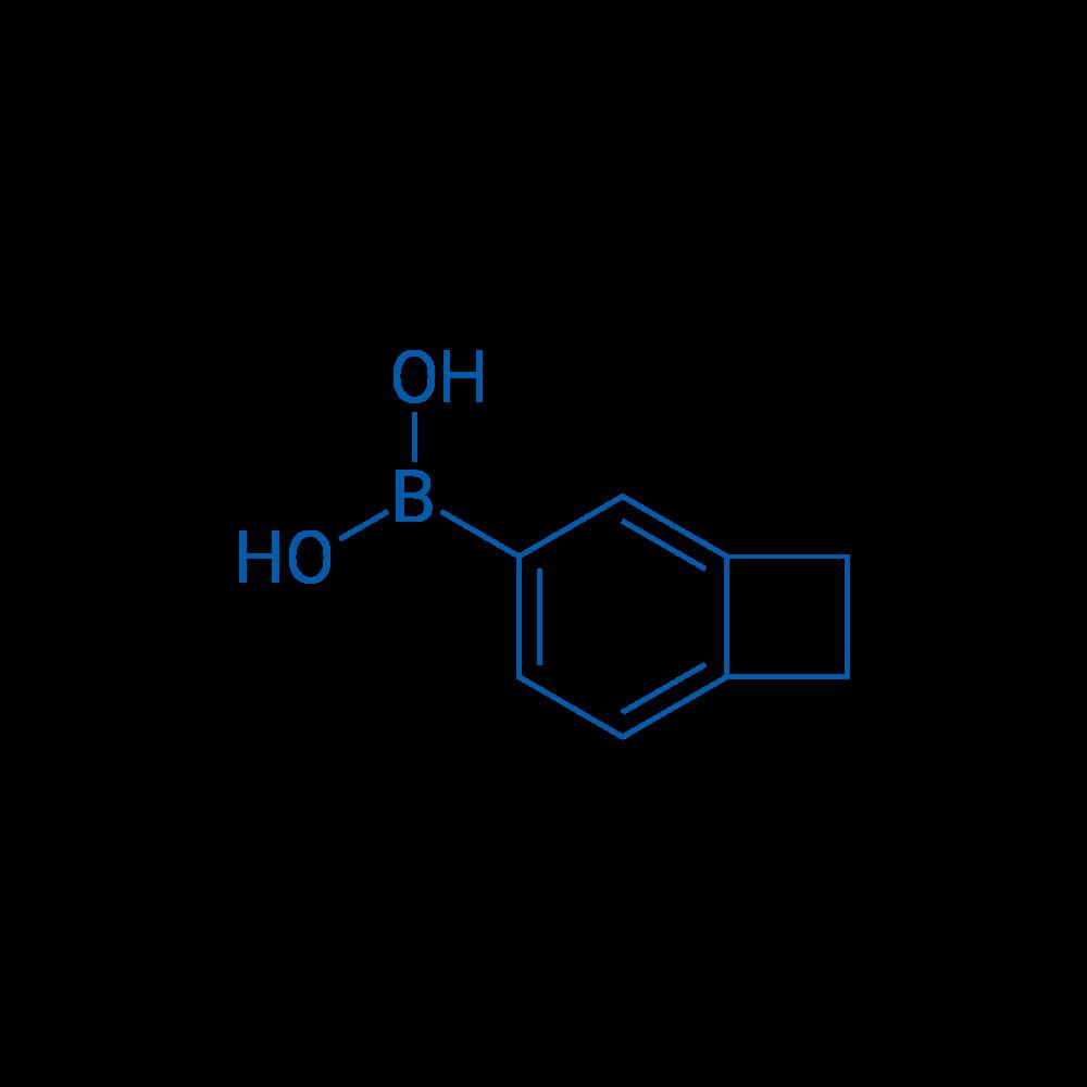 Bicyclo[4.2.0]octa-1,3,5-trien-3-ylboronic acid