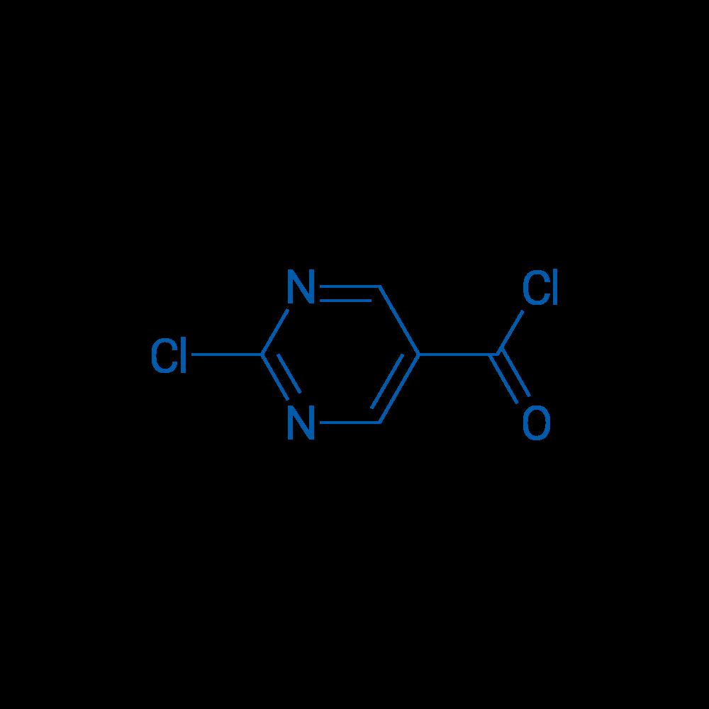 2-Chloropyrimidine-5-carbonylchloride