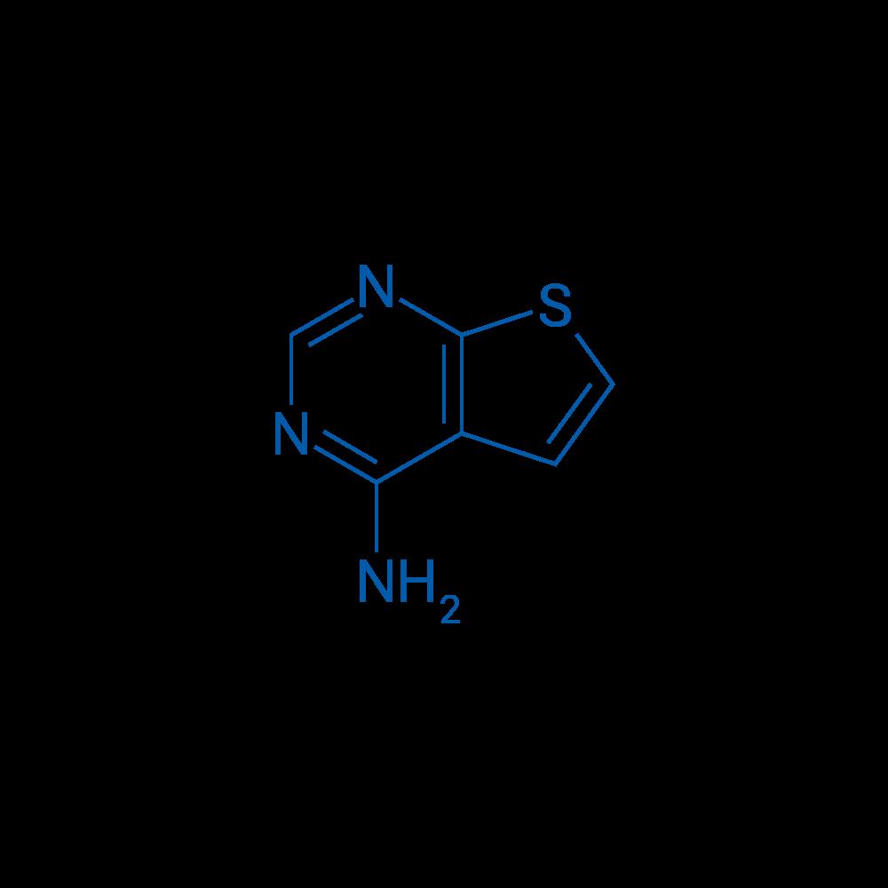 Thieno[2,3-d]pyrimidin-4-amine