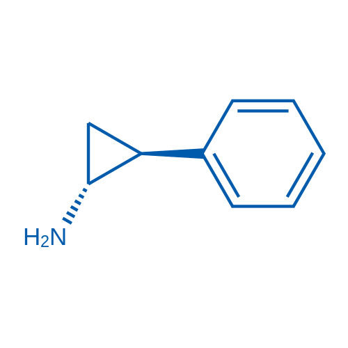(1R,2S)-2-Phenylcyclopropanamine