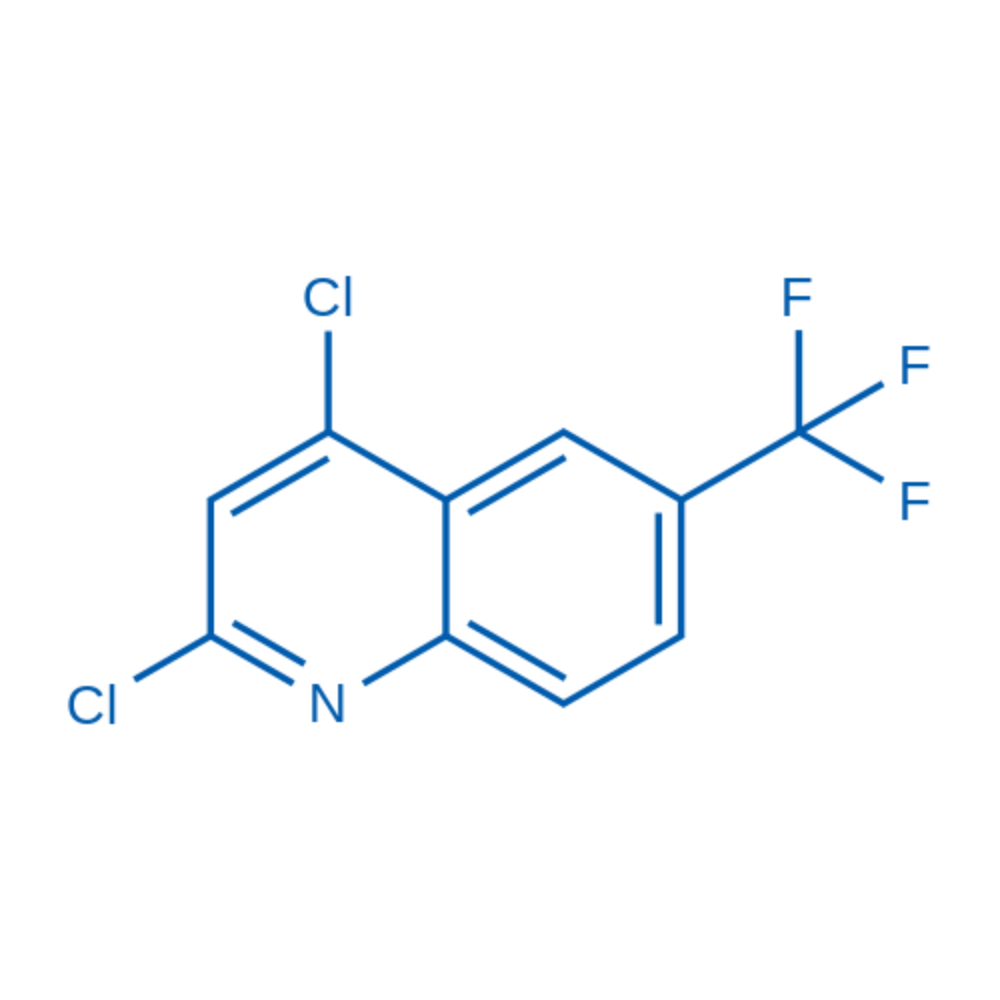 2,4-Dichloro-6-(trifluoromethyl)quinoline
