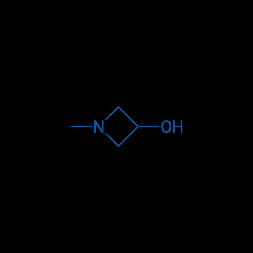 3-Hydroxy-1-methylazetidine