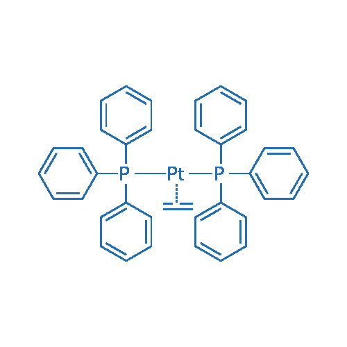 Platinum, (η2-ethene)bis(triphenylphosphine)-
