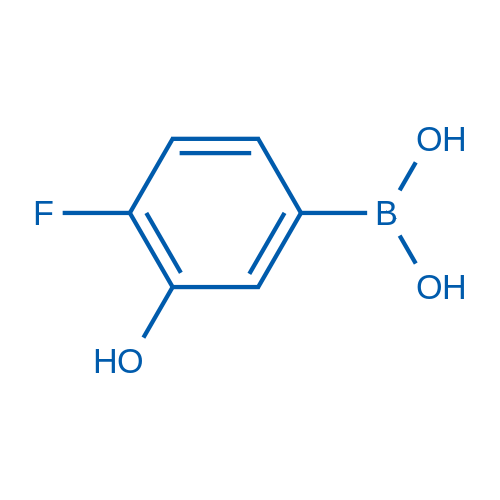 (4-Fluoro-3-hydroxyphenyl)boronic acid