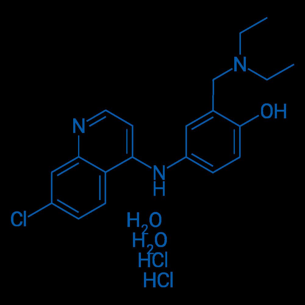 Amodiaquin dihydrochloride dihydrate