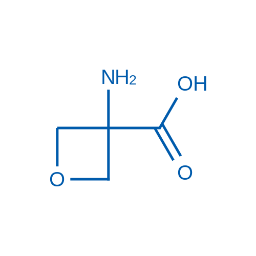 3-Aminooxetane-3-carboxylic acid