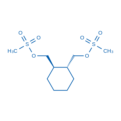 (R,R)-1,2-Bis(Methanesulphonyloxymethyl)cyclohexane