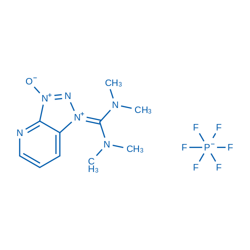 O-(7-Azabenzotriazol-1-yl)-N,N,N,N-tetramethyl uronium hexafluorophosphate