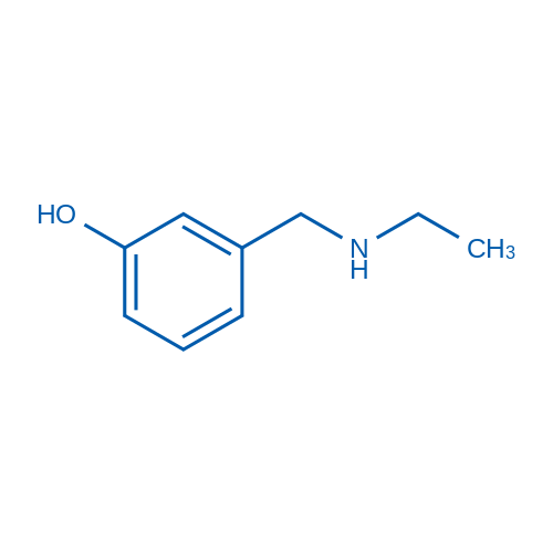 3-[(Ethylamino)methyl]phenol