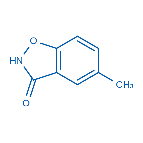 5-Methylbenzo[d]isoxazol-3(2H)-one