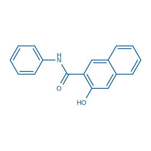 3-Hydroxy-N-phenyl-2-naphthamide