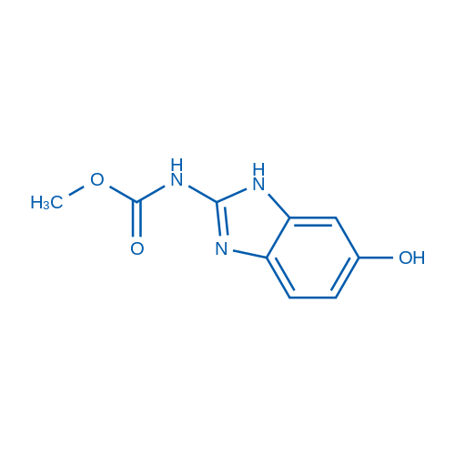 Methyl (6-hydroxy-1H-benzo[d]imidazol-2-yl)carbamate