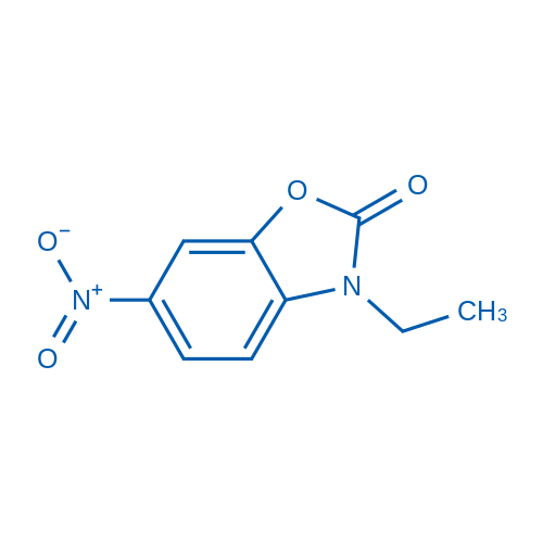3-Ethyl-6-nitro-1,3-benzoxazol-2-one