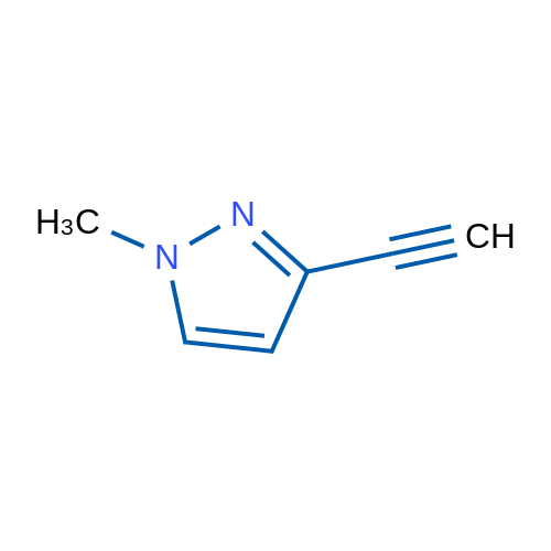 3-Ethynyl-1-methyl-1H-pyrazole