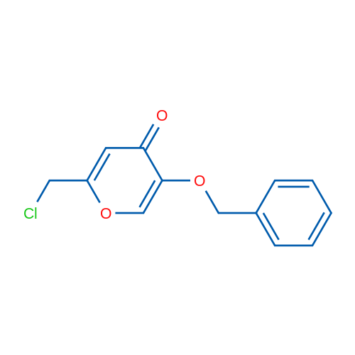 5-(Benzyloxy)-2-(chloromethyl)-4H-pyran-4-one