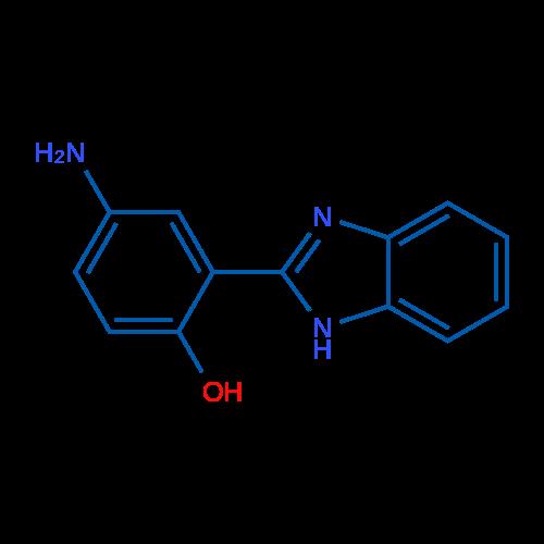 4-Amino-2-(1H-benzo[d]imidazol-2-yl)phenol