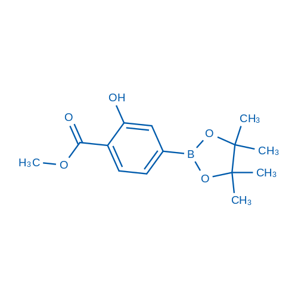 Methyl 2-hydroxy-4-(4,4,5,5-tetramethyl-1,3,2-dioxaborolan-2-yl)benzoate