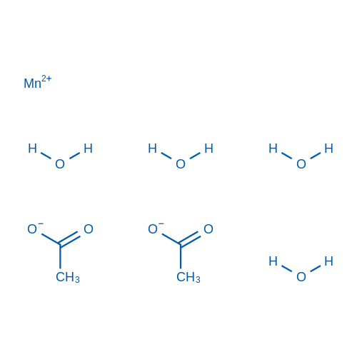 Manganeseacetatetetrahydrate