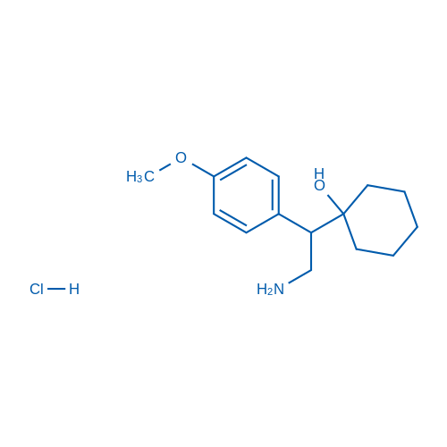 1-[2-Amino-1-(4-methoxyphenyl)ethyl]cyclohexanol Hydrochloride