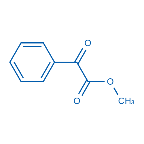 Methyl 2-oxo-2-phenylacetate
