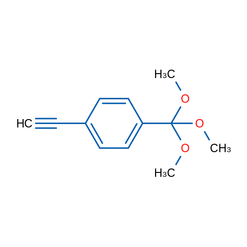 1-Ethynyl-4-(trimethoxymethyl)benzene