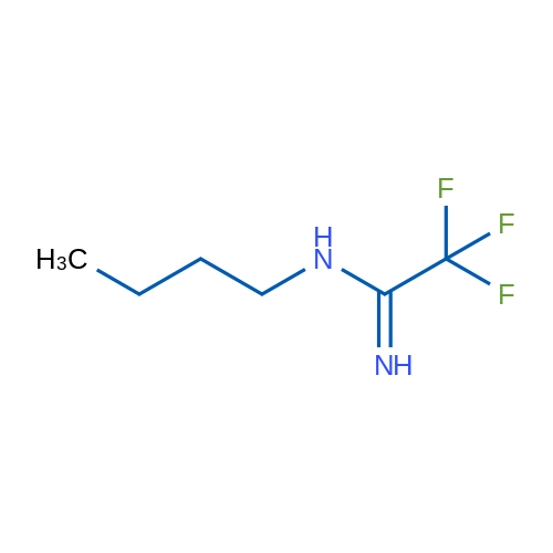 N-butyl-2,2,2-trifluoroacetimidamide