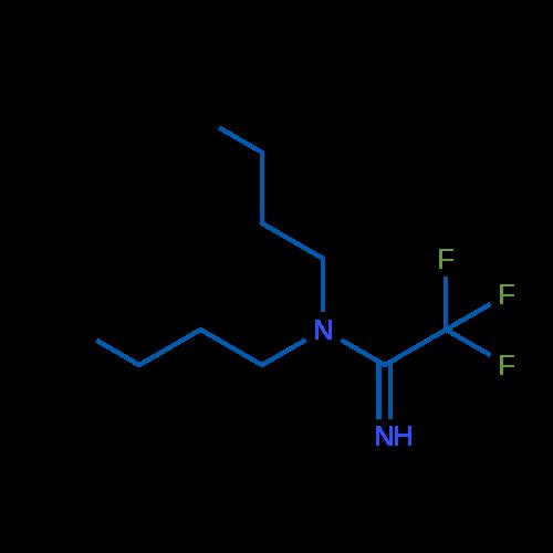 N,N-dibutyl-2,2,2-trifluoroacetimidamide
