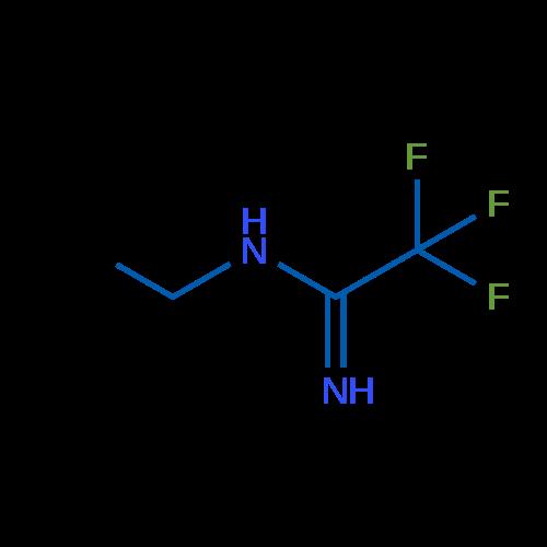N-ethyl-2,2,2-trifluoroacetimidamide