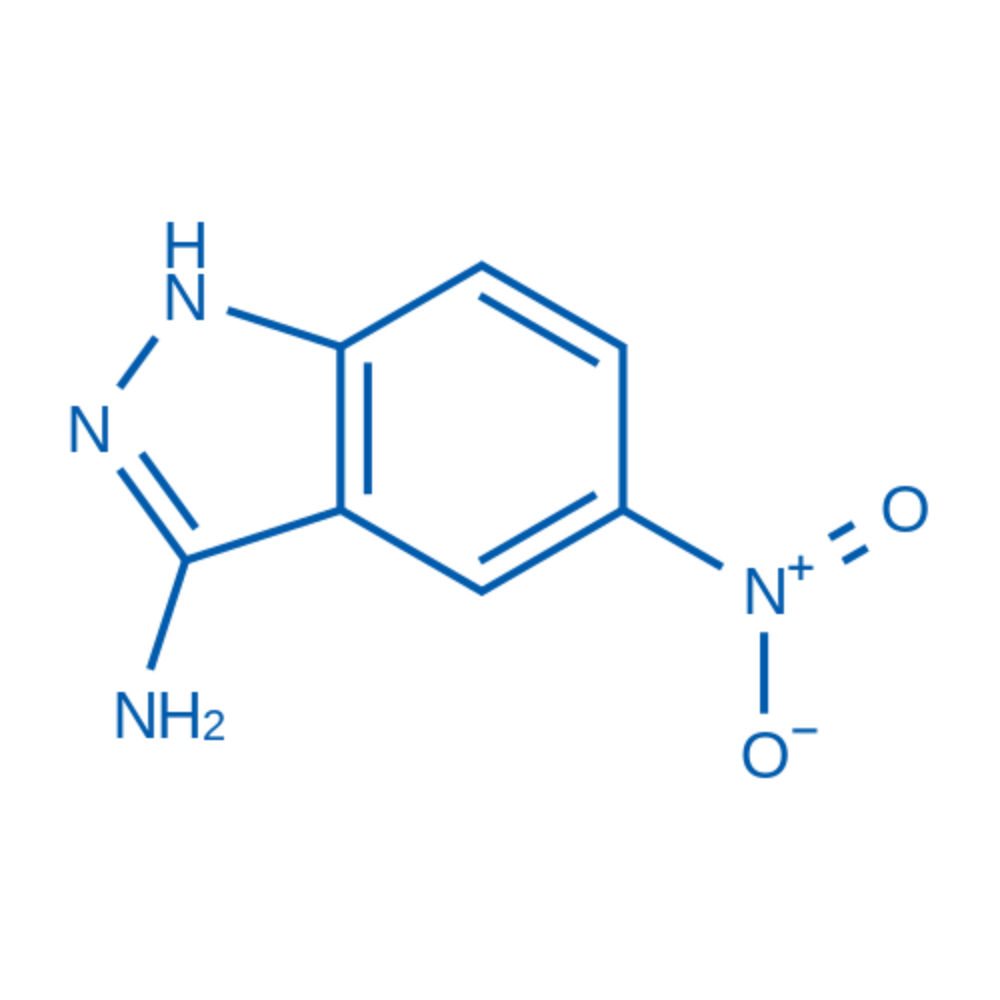5-Nitro-1H-indazol-3-amine