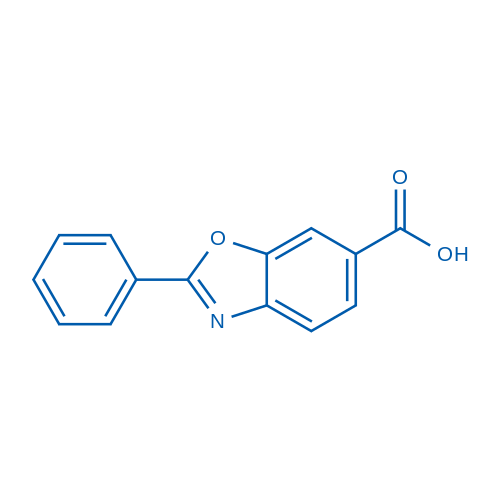 2-Phenylbenzo[d]oxazole-6-carboxylicacid