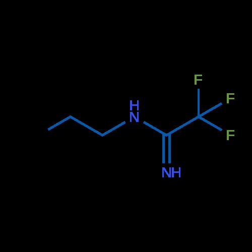 2,2,2-Trifluoro-N-propylacetimidamide