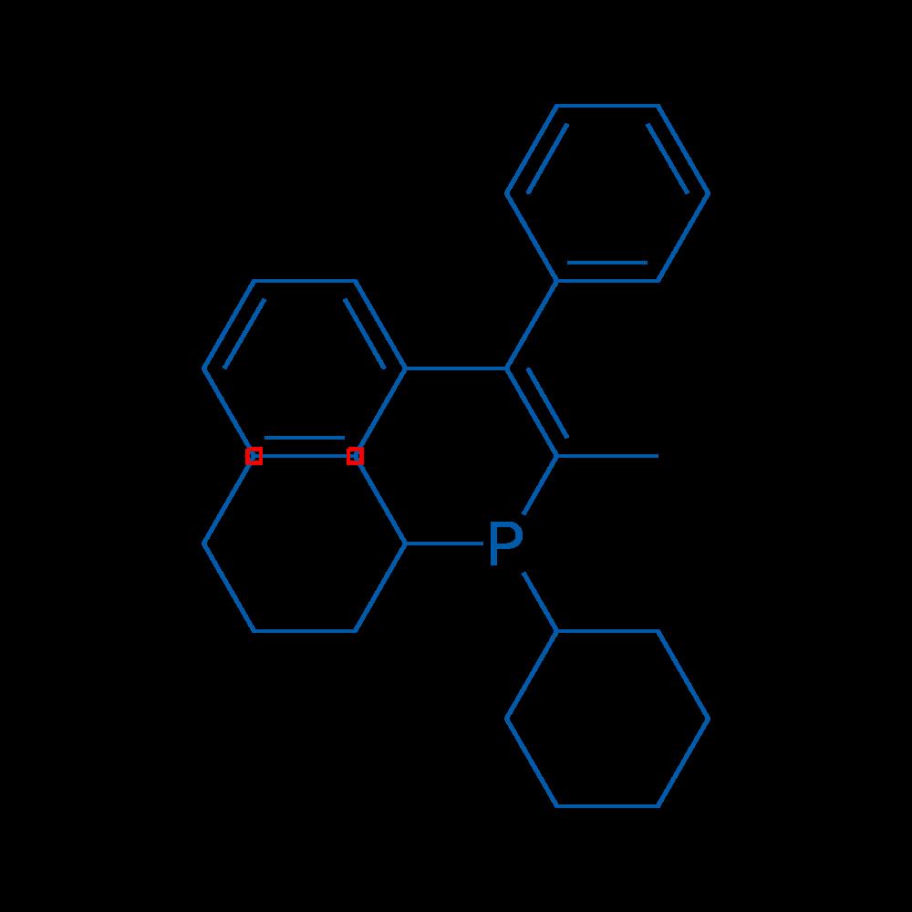 Dicyclohexyl(1,1-diphenylprop-1-en-2-yl)phosphine