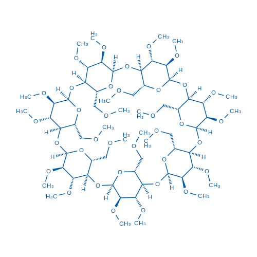 TRimethyl-β-cyclodextrin