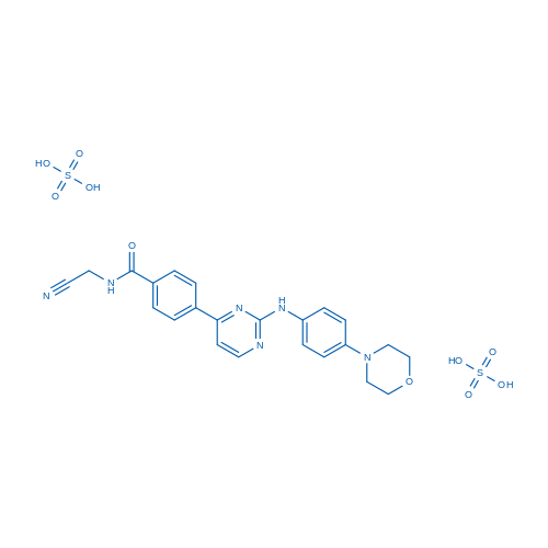 CYT387 Sulfate