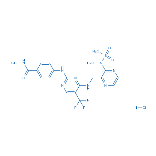 Defactinibhydrochloride