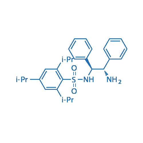 N-((1S,2S)-2-Amino-1,2-diphenylethyl)-2,4,6-triisopropylbenzenesulfonamide