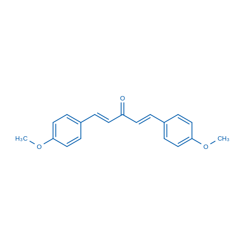 (1E,4E)-1,5-Bis(4-methoxyphenyl)penta-1,4-dien-3-one
