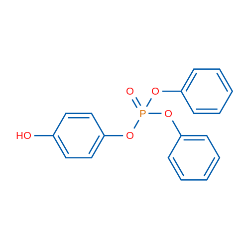 4-Hydroxyphenyl diphenyl phosphate