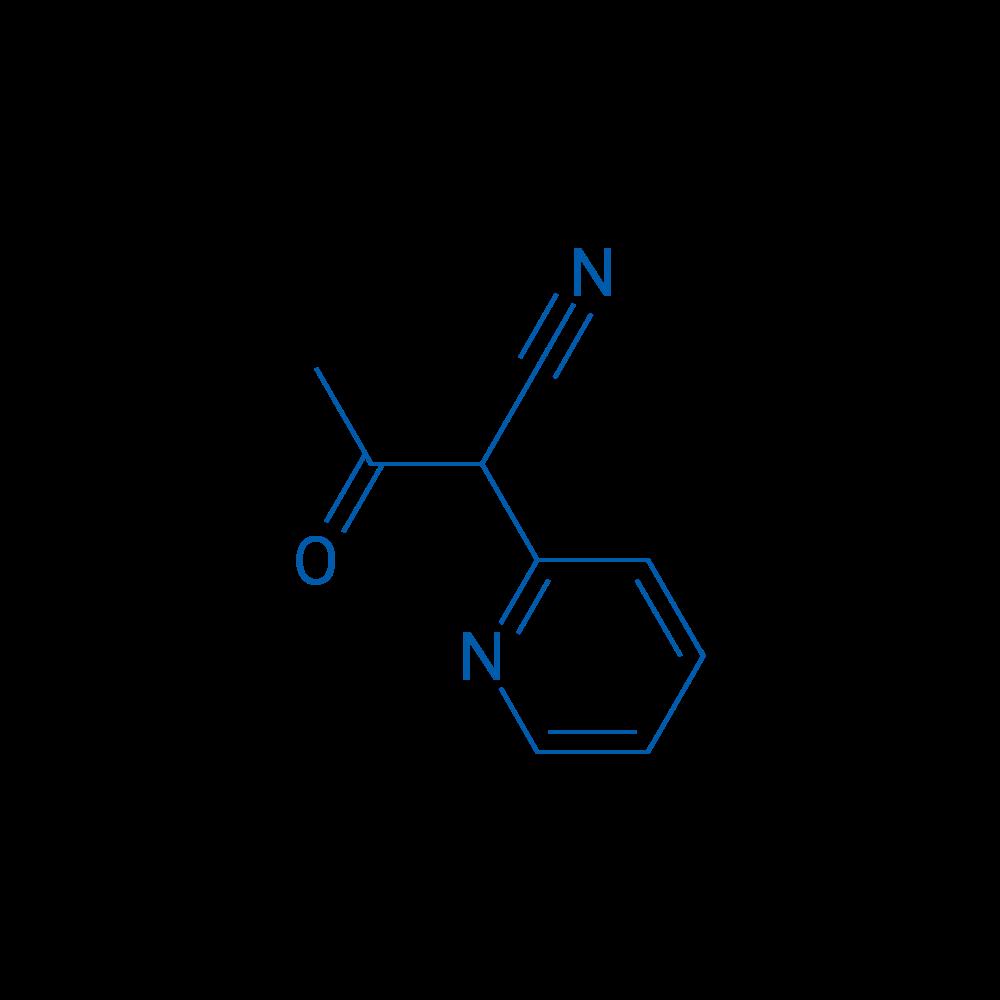 3-Oxo-2-(pyridin-2-yl)butanenitrile