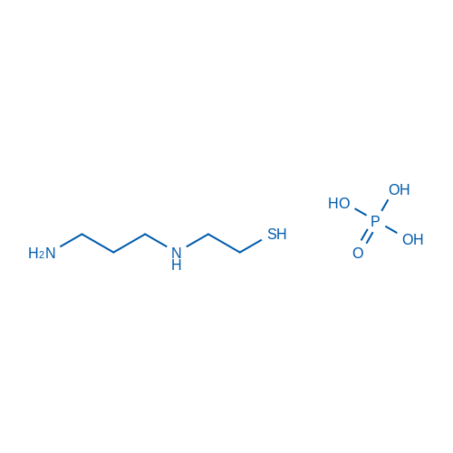 2-((3-Aminopropyl)amino)ethanethiol phosphate