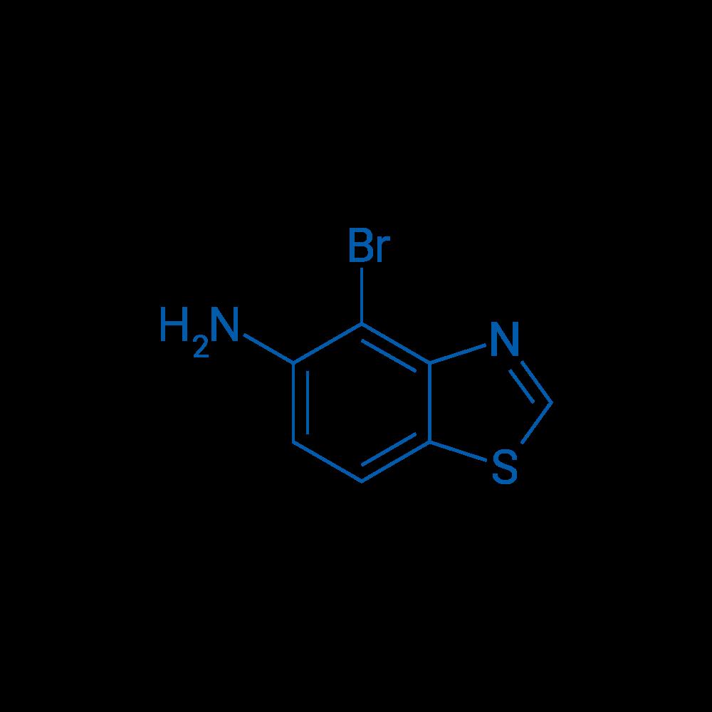 4-Bromobenzo[d]thiazol-5-amine