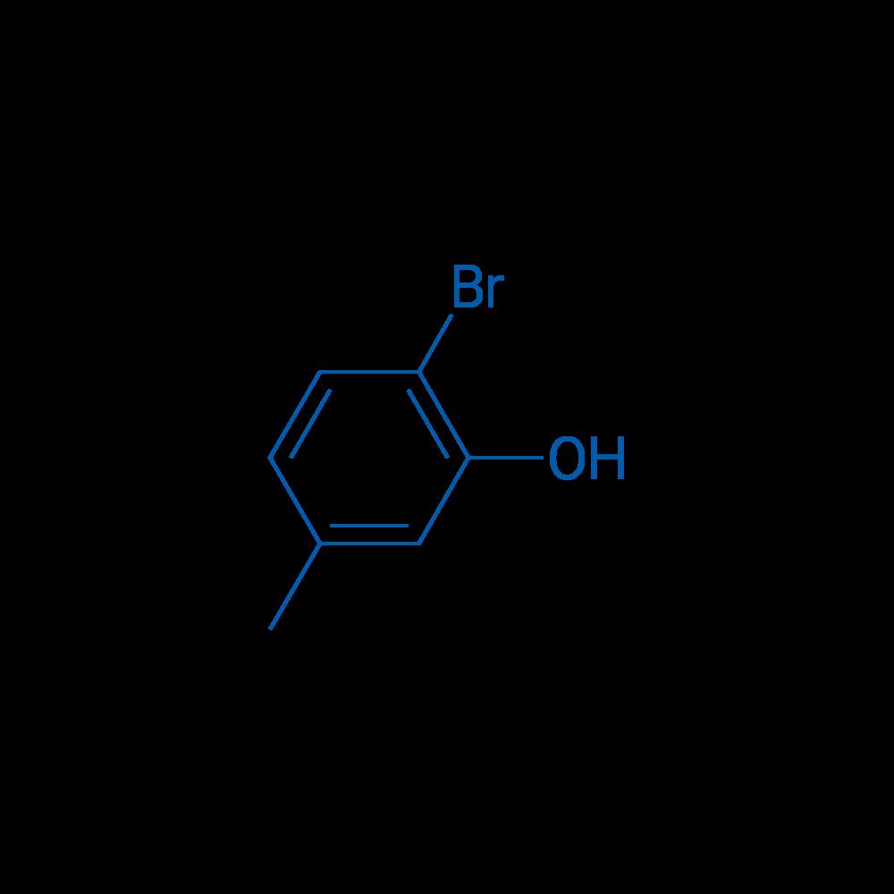 2-Bromo-5-methylphenol