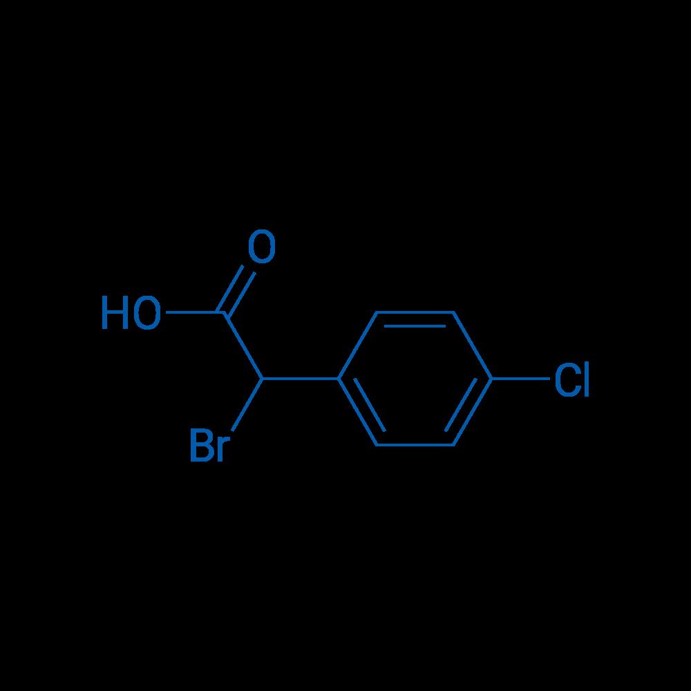 α-Bromo-4-chlorophenylacetic acid